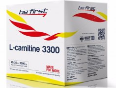 Be First L-carnitine 3300 мг 25 мл