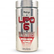 Nutrex Lipo6 Unlimited 120 капс